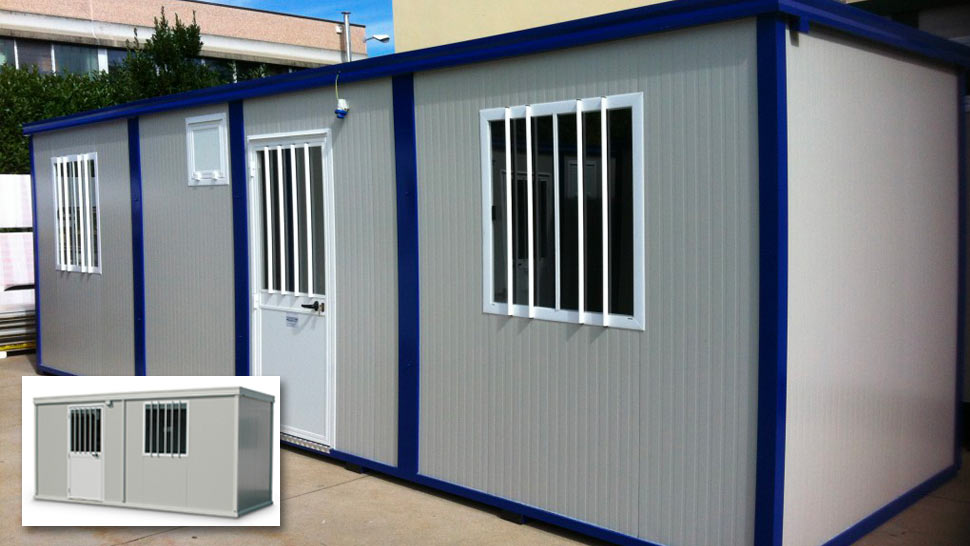 container wc vendita e noleggio