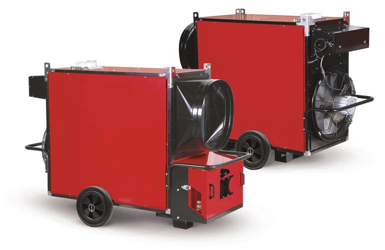 generatori aria calda noleggio e vendita