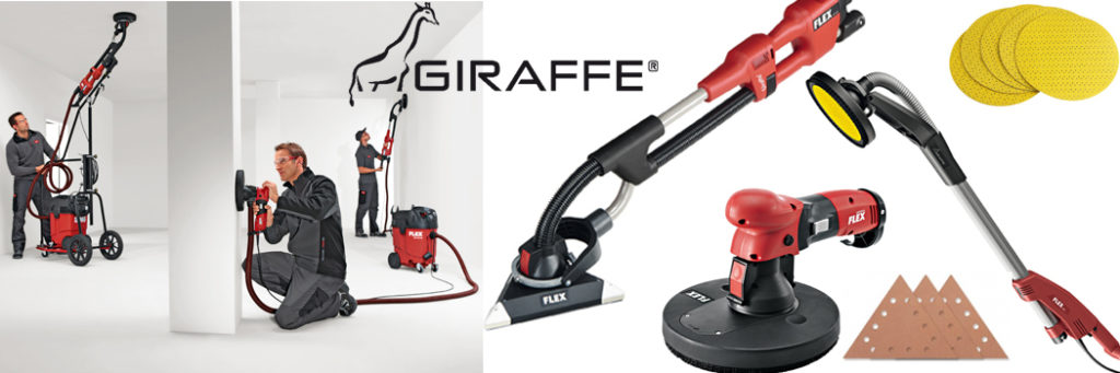 Flex Giraffa Vendita