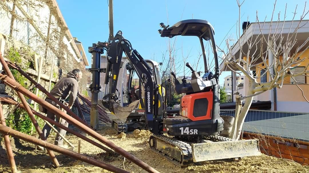 Vendita Escavatore Eurocomach  14sr